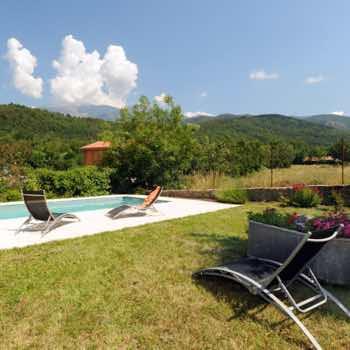 Gites piscine fuilla Pyrenees Orientales 66