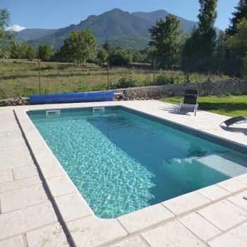 Gites piscine fuilla Pyrenees Orientales